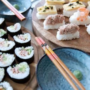 DIY zelf sushi maken recept benodigdheden supermarkt