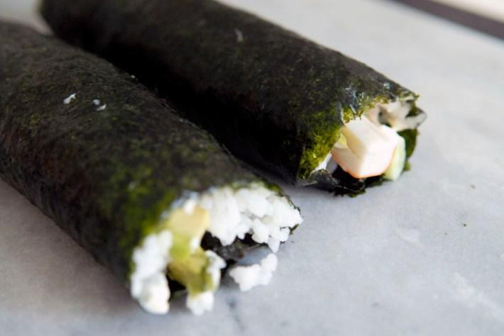 Recept: Zelf Sushi maken maki rollen