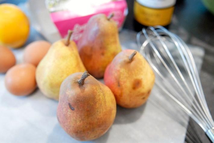 Recept: Sabayon met peren en Sherry Sweet Sensation peren, the greenery Kroon op het werk
