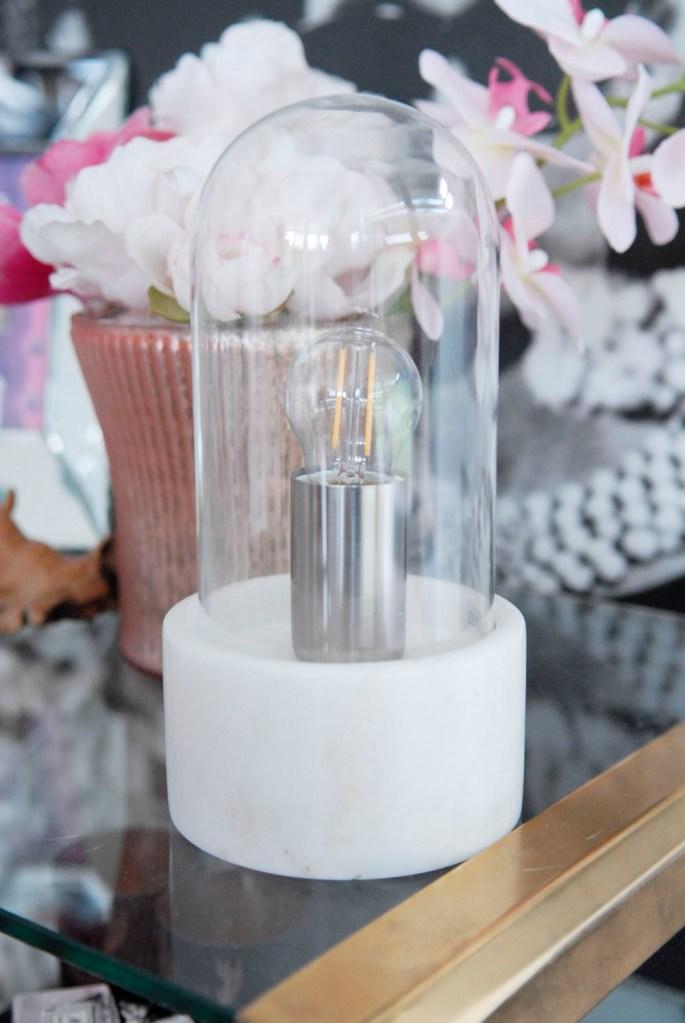 Interieur-inspiratie lampen trends directlampen.nl stolplamp marmer