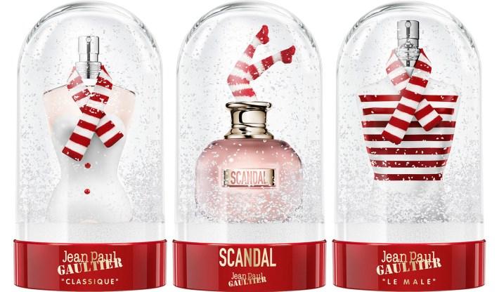 #SundayFunday Jean Paul Gaultier kerst edities parfum Scandal mannen vrouwen 2019