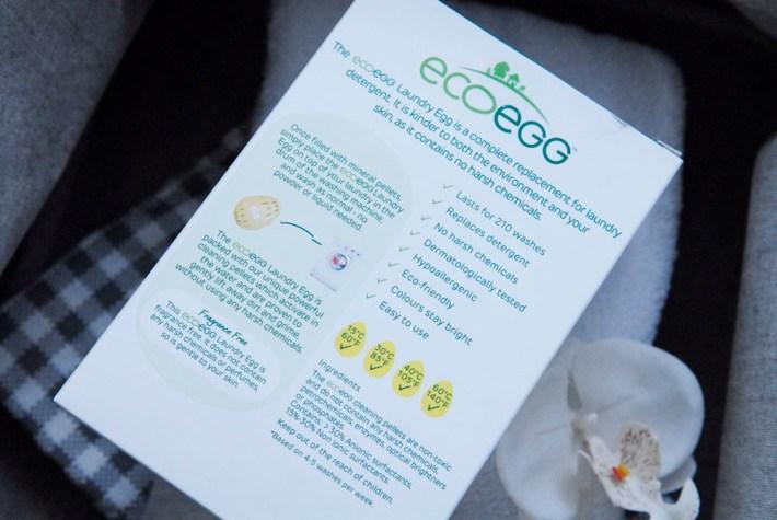 INCI lijst ingredienten wasei ecoegg