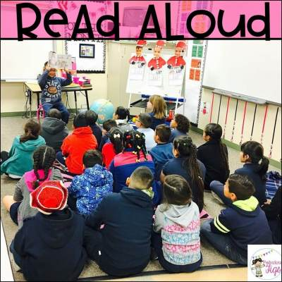 Hand Signals while read aloud
