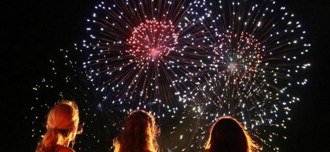 Fourth of July Fireworks Viewing & Founding Day Fundraiser