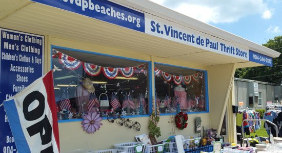 Society of St. Vincent DePaul-Beaches