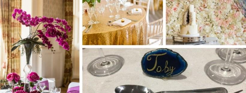 Example of 2018 wedding trends | Fabulous Functions UK | Swindon