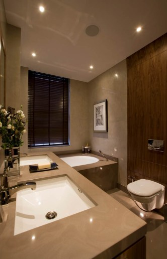 Julia D Modern European bathroom design 1