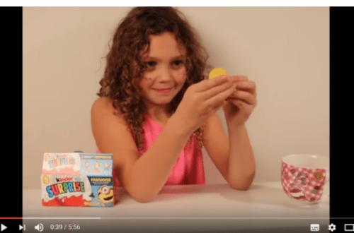 surprise eieren testen