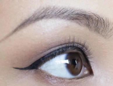 Permanent Cosmetics Eyeliner After
