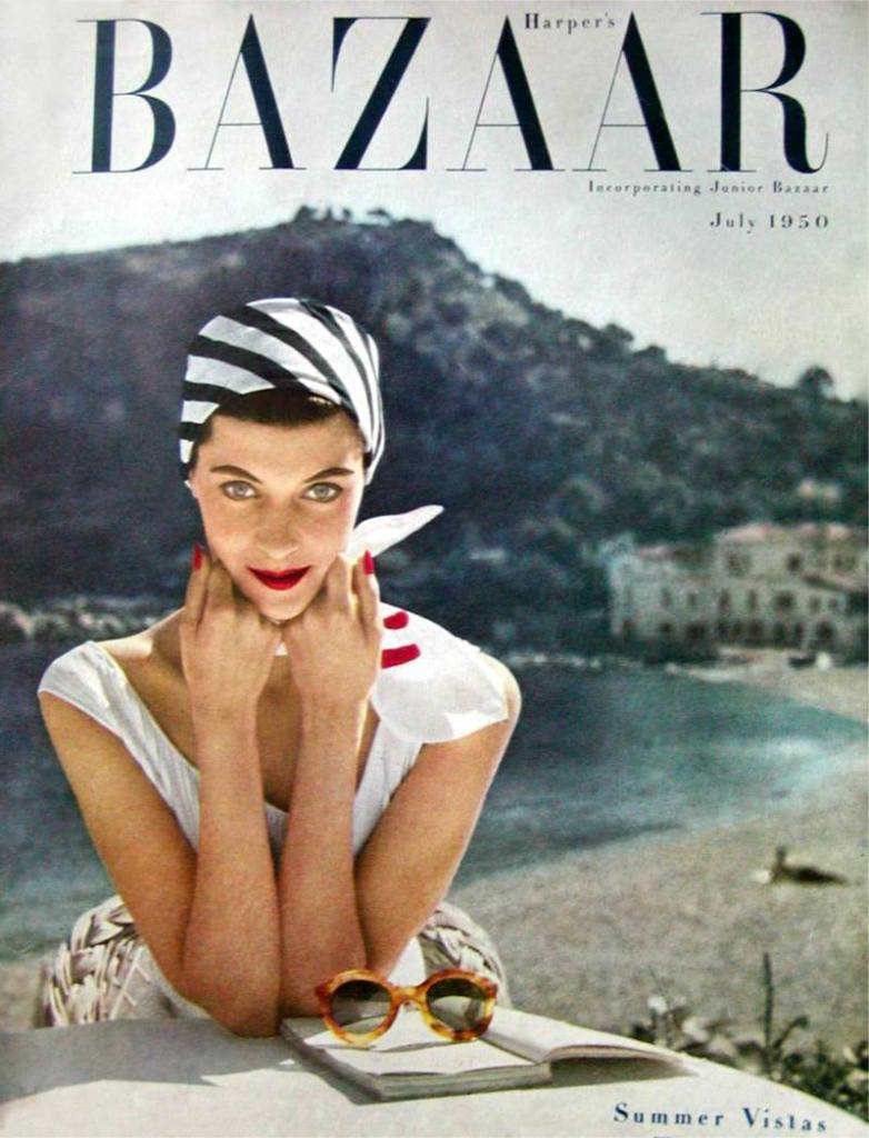 Love this image - a classic summer look!