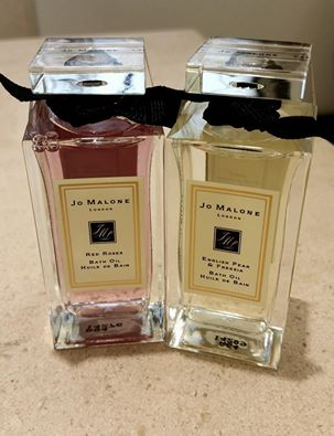 Jo Malone bath oils £17.