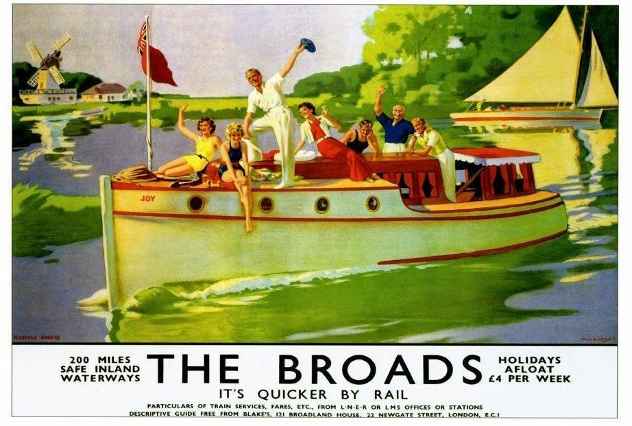 The most stylish era of boating - 1930's!