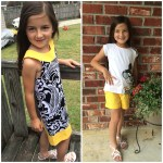 Creating a new Spring wardrobe with Gymboree