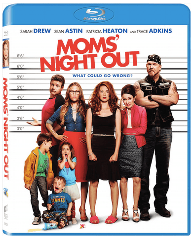 Mom's Night Out Blu-ray/DVD