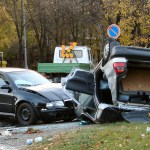 Long­ term effects of automobile accidents