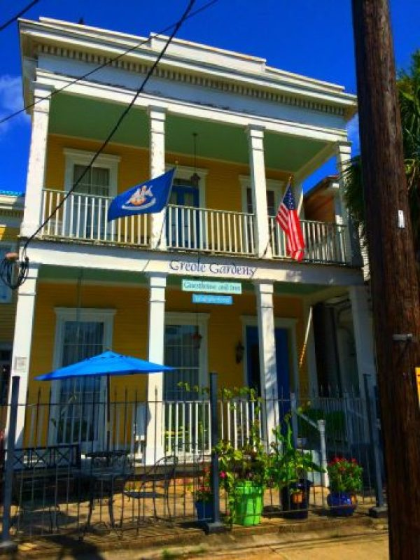 Creole gardens guesthouse fabulous mom blog - Creole gardens guesthouse and inn ...