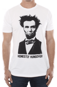 Men's Honestly Hungover Tee