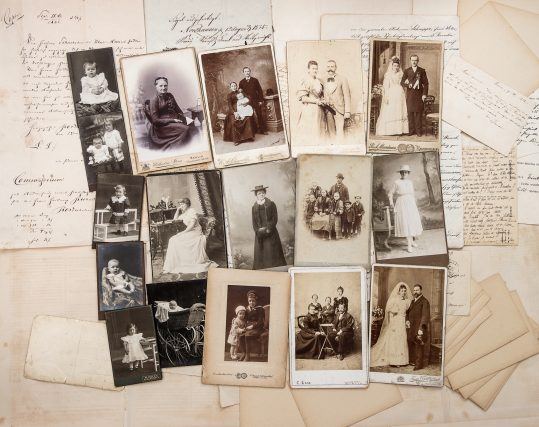family tree research