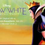 Snow White And The Seven Dwarfs on Digital HD Jan 19th & Blu-ray Feb 2nd