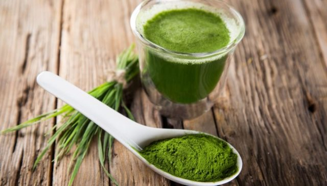 Encourage Your Kids to Drink Wheatgrass