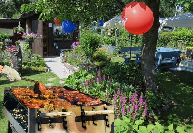 Got a Summer of Garden Parties Planned? Get Your Garden Ready!