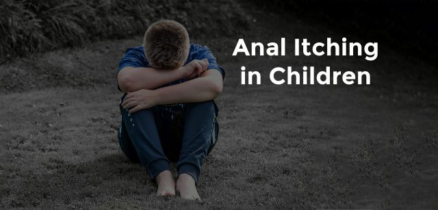 anal itching in children