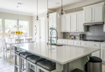 making your kitchen the central hub
