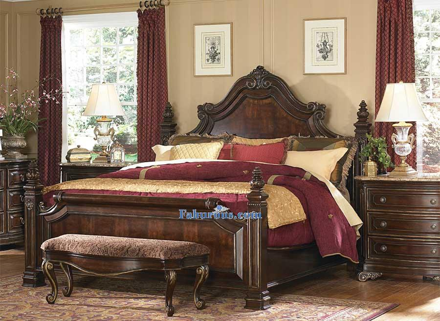 How To Have A Victorian Style Bedroom Design