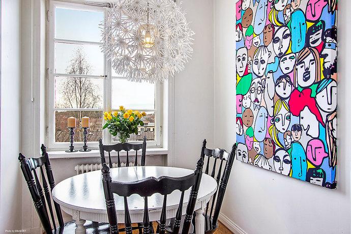Simple Scandinavian Dining Room Ideas 10: 10 Scandinavian Kitchen Room Interiors Design