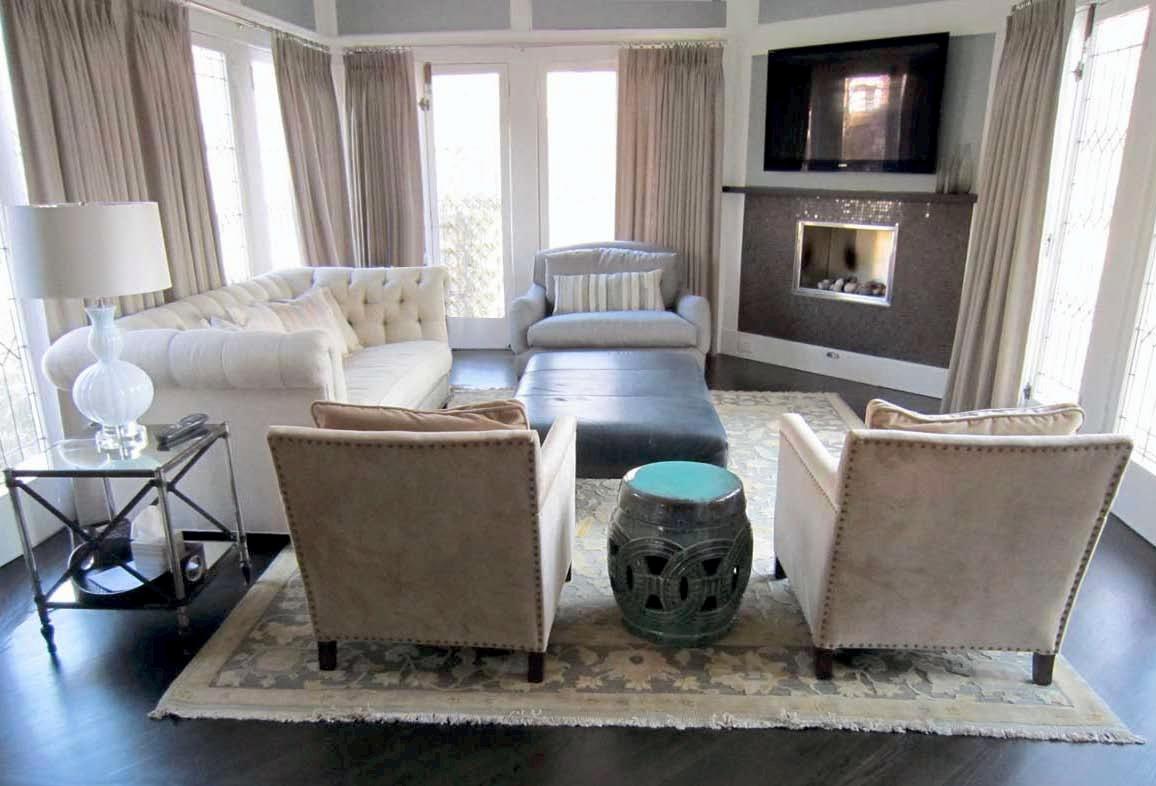 10 Spacious Mansion Living Room Ideas