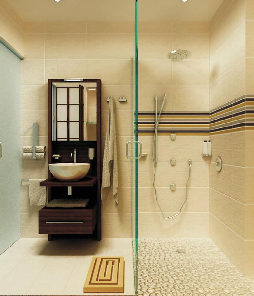Bathroom Ideas for Small Space on Bathroom Designs For Small Spaces  id=91797