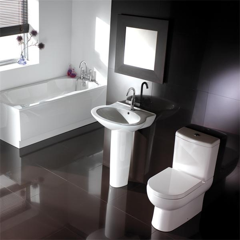 Bathroom Ideas for Small Space on Bathroom Designs For Small Spaces  id=97162