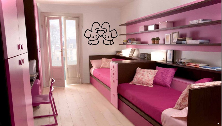 Cool Bedroom Ideas For Girls on Cool Bedroom Ideas For Small Rooms  id=60291