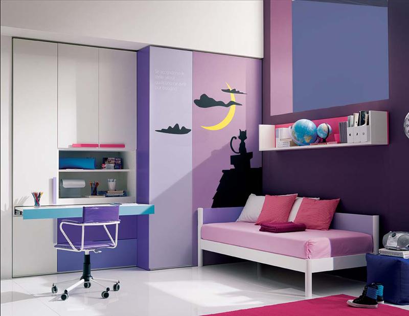 Cool Bedroom Ideas For Girls on Teenage Girl:pbu1881B-Jc= Cool Bedroom Ideas  id=32990