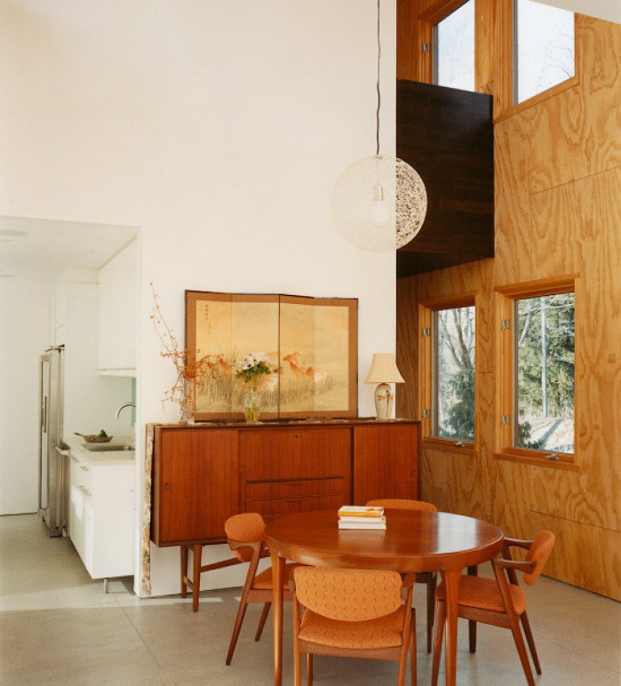 Wonderful Interior Designs For The Flat