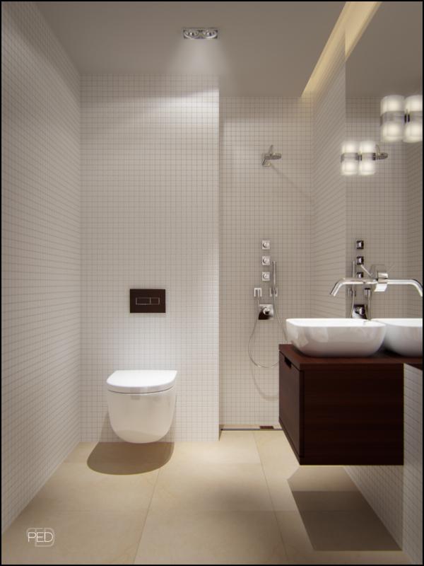 Stylish design ideas for the small bathroom on Small Bathroom Ideas With Tub id=40356