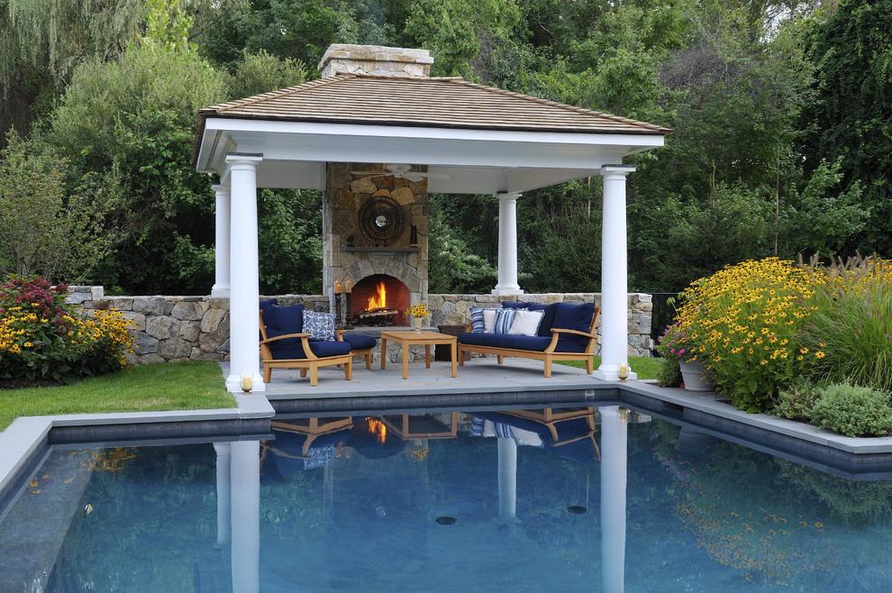 Pool Side Cabana Designs Ideas on Small Pool Cabana Ideas id=38833