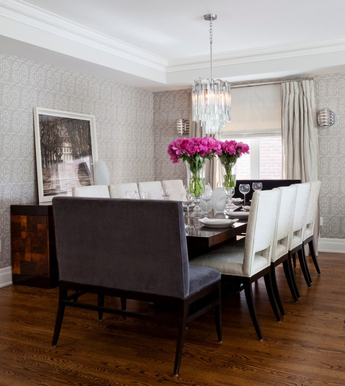 Transitional Dining Room Table: 10 Dining Table For 12 Seater Chairs Ideas