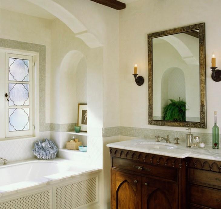 Vintage Bathroom Design Ideas For Small Spaces Interior