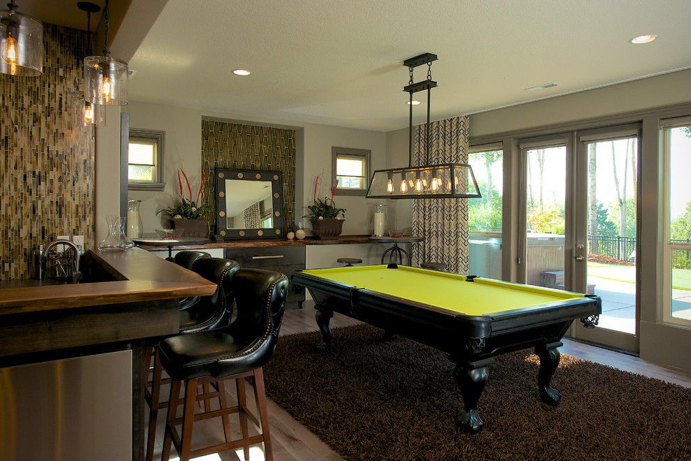 Pool tables are a fun accessory for your home, but they can suffer some wear and tear after years of play. Pool Table Dining Table Combo Ideas