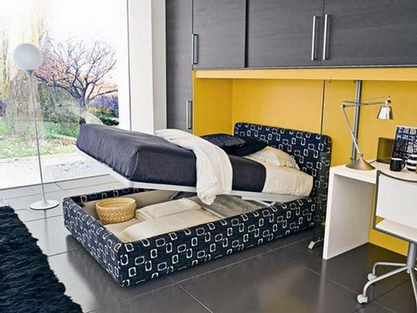 IDEAS FOR SMALL BEDROOMS on Very Small Bedroom Ideas  id=68306
