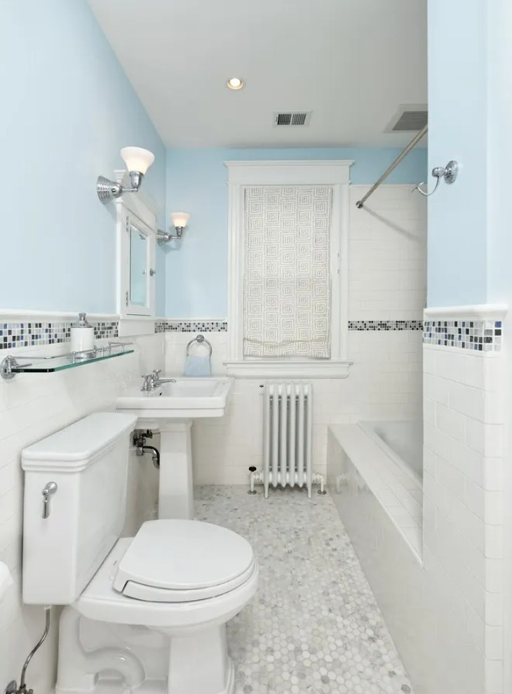 SMALL BATHROOM TILE IDEAS PICTURES on Bathroom Tile Design Ideas  id=42027