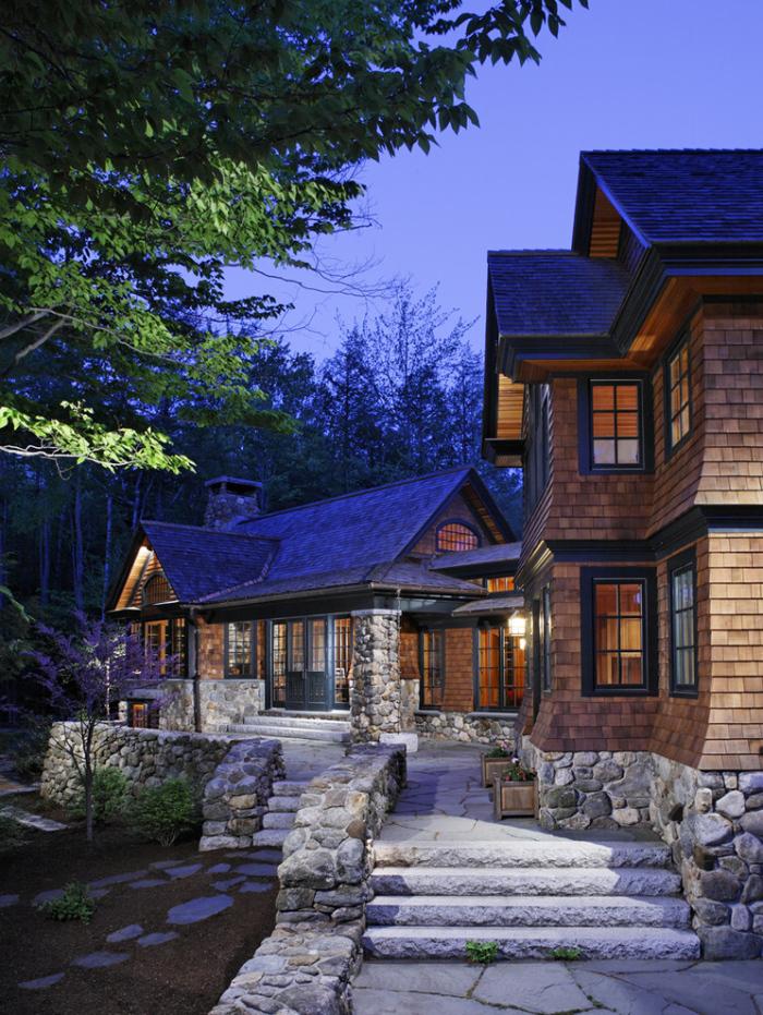 Modern Houses with shingle siding on Contemporary Siding  id=66978