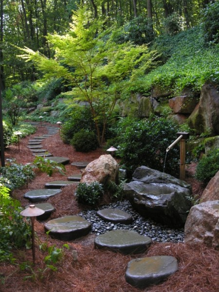 traditional japanese garden design Japanese garden design ideas