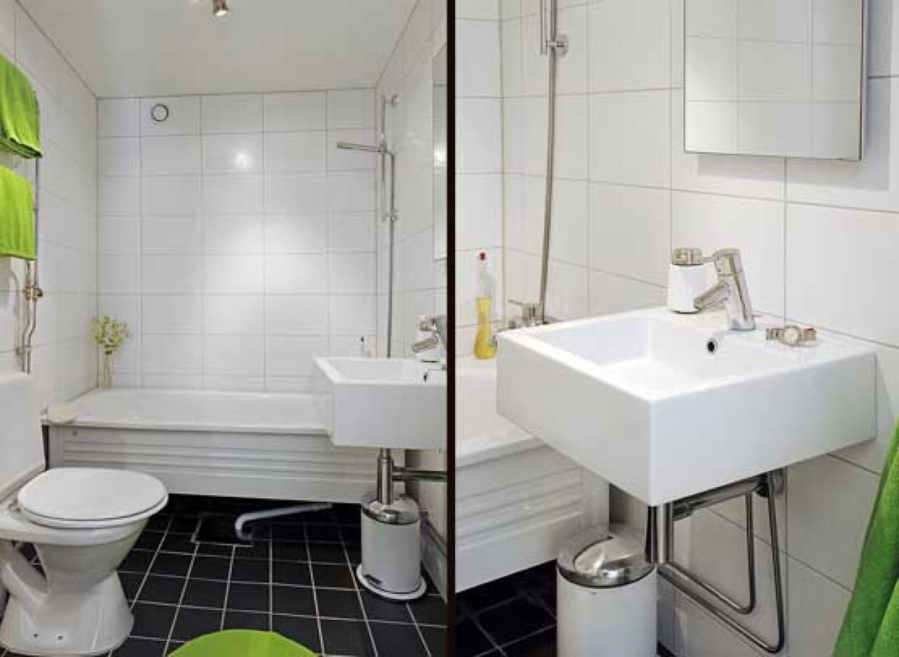 Ideas For The Small Shower Room on Bathroom Ideas Apartment  id=32075