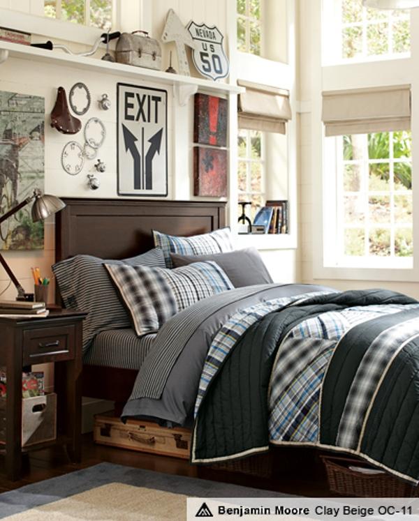 cool teenage boys' bedroom designs on Cool Rooms For Teenage Guys  id=90997