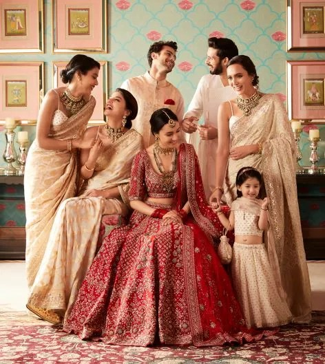 Unique colourful bridal lehengas for 2020