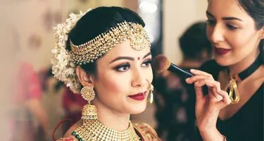Makeup artists for your wedding in lucknow