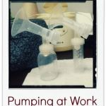 Thankful for the pumping arrangement at work.