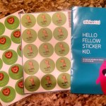 Stop losing your child's stuff with StickerKid
